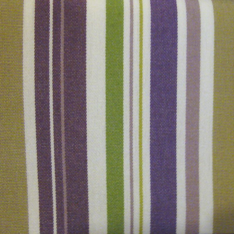 Toiles et tissus exterieurs (10 coloris) Bache deperlante traitee teflon L.160cm rayures multicolores et unies A101 Le metre