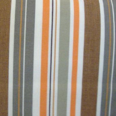 Toiles et tissus exterieurs (10 coloris) Bache deperlante traitee teflon L.160cm rayures multicolores et unies A101