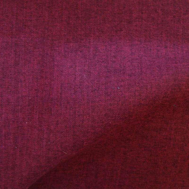 Dublin: Rouleau tissu ameublement jacquard uni Thevenon