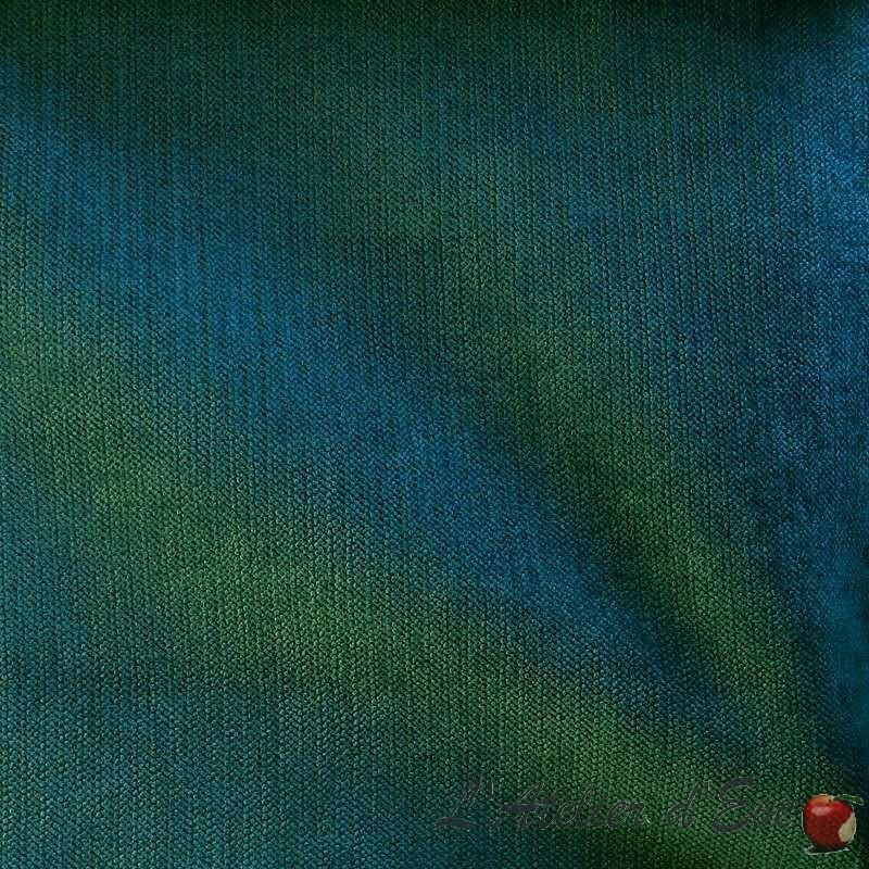"""""""Sweetness"""" curtain velvet Made in France Thévenon"""