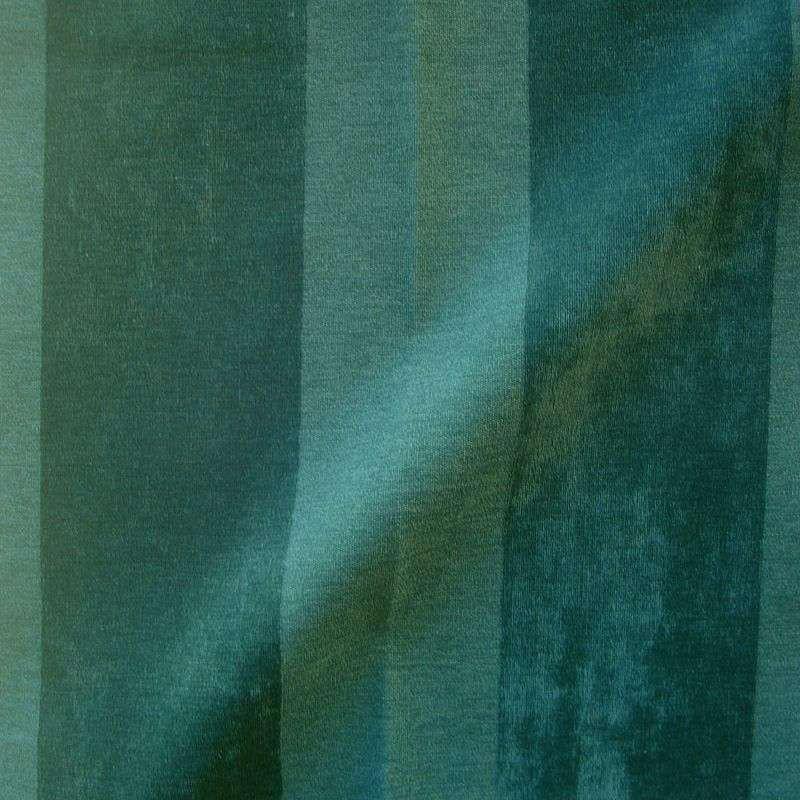 Rideau à oeillets jacquard tissu Thevenon Par L'Atelier d'Eve