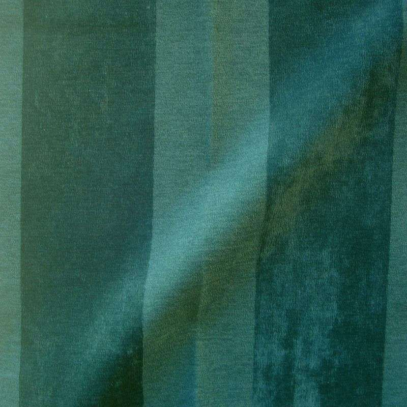Dolce (6 colors) fabric upholstery jacquard stripe Thévenon Piece or half room roll