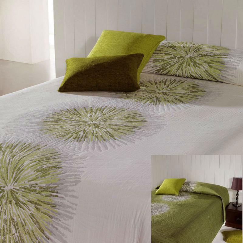 couvre lit vert Couvre lit Reig Marti numéro un de la décoration de votre chambre couvre lit vert