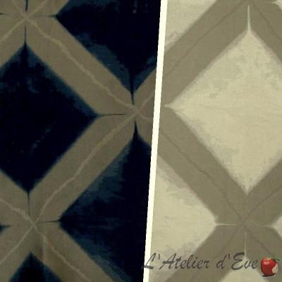 Cinquieme Avenue (2 coloris) Tissu ameublement pour siège esprit tie and dye Thevenon