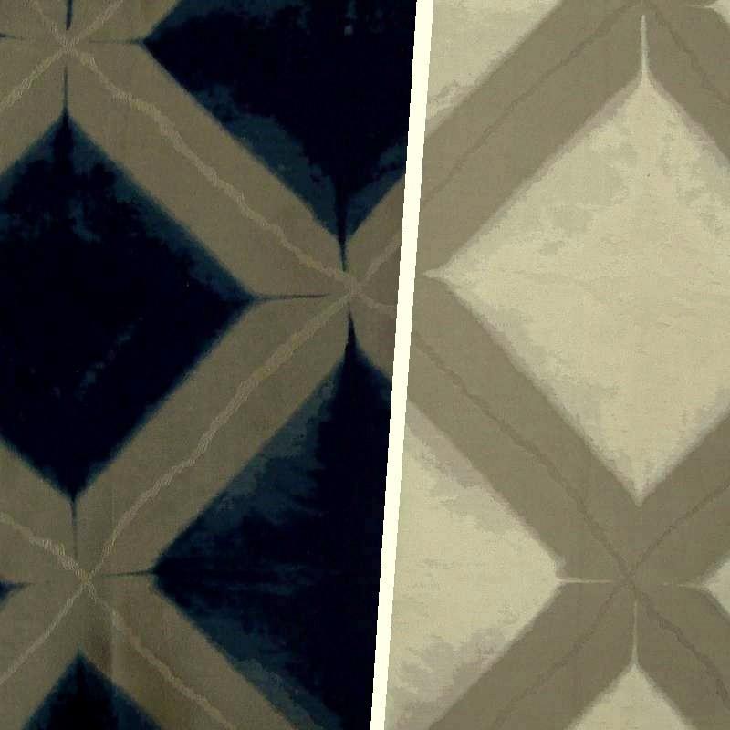 tissu pour si ge au m tre cinqui me avenue et son esprit tie dye. Black Bedroom Furniture Sets. Home Design Ideas
