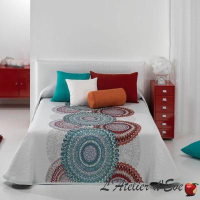 Peplum bedspread Reig Marti