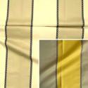 Paparazzi (2 coloris) Rouleau tissu ameublement jacquard/rayure Thevenon Pièce/Demi-pièce