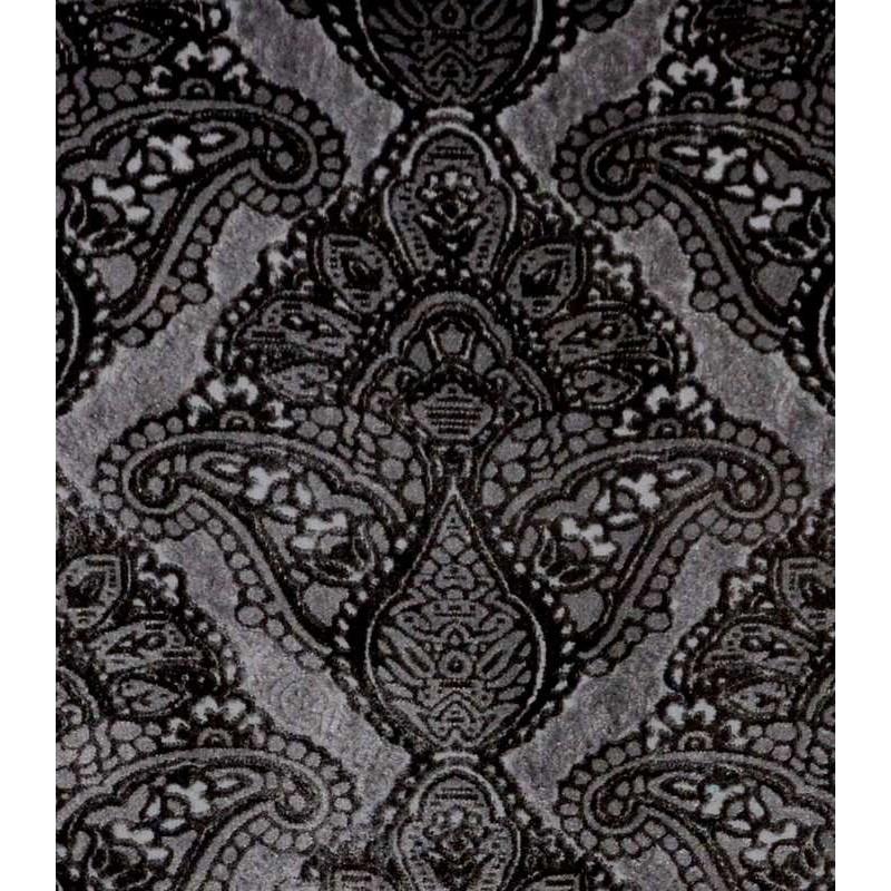 Tissu sultan tissu velours gaufr par thevenon paris for Tissus ameublement velours motif