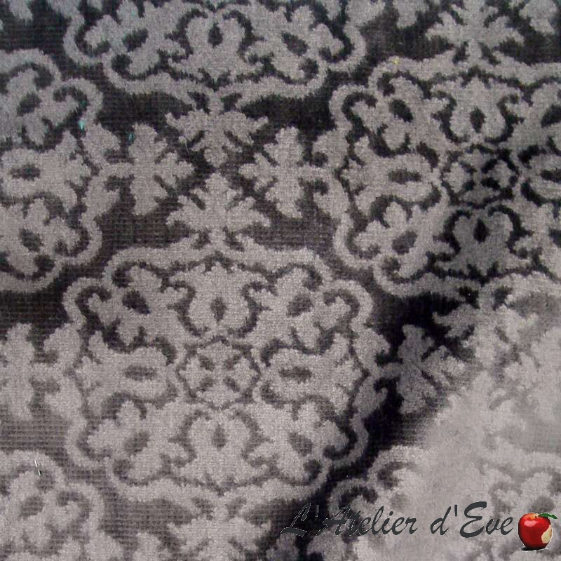 Constantinople tissu ameublement velours gaufr thevenon for Tissus ameublement velours motif