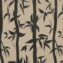 Take roll fabric upholstery jacquard for ground bamboo Thévenon room/half room seats