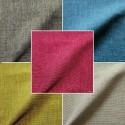 Amigo (13 coloris) Toile ameublement unie spéciale siège Thevenon