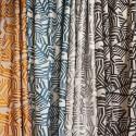 Arkane (4 coloris) Tissu ameublement jacquard graphique Thevenon