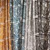 Tissu gris ameublement, siège et tenture Arkane Thevenon Paris