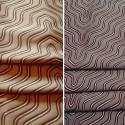 Astoria (2 coloris) Tissu ameublement jacquard graphique Thevenon