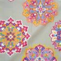 Rouleau tissu enduit Woodstock Thevenon La piece ou demi piece
