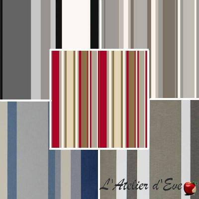 Rouleau tissu enduit Paradoxe (7 coloris) Thevenon La piece ou demi piece