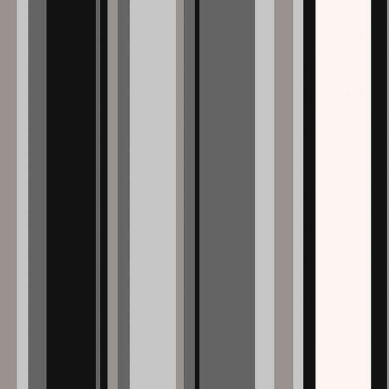 Nappe enduite sur mesure Paradoxe Thevenon noir-gris Made in France