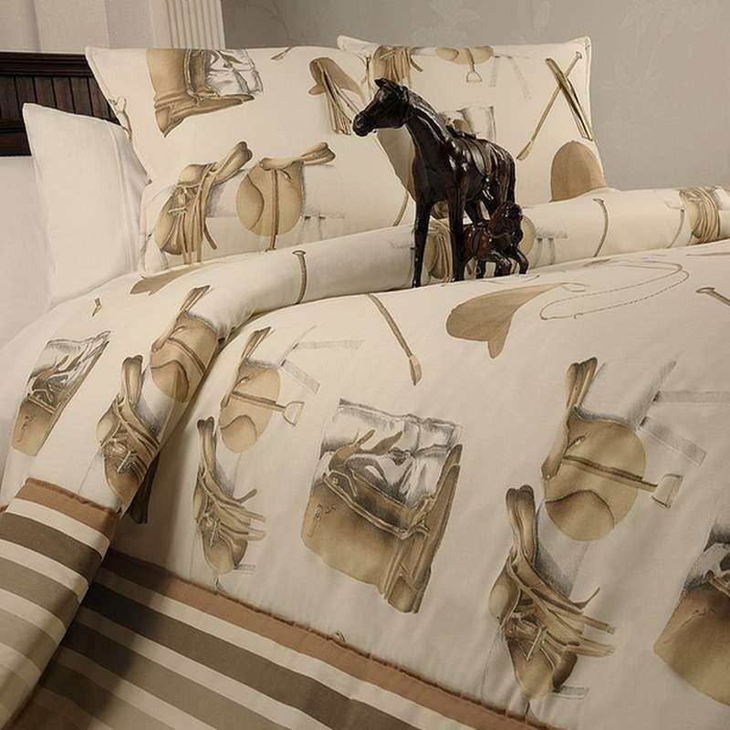Vladimir jete de lit coton matelassé avec piquage Thevenon