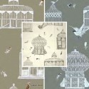 Bagatelle Shed 30% Fabric Roll Thevenon Room / Half-piece