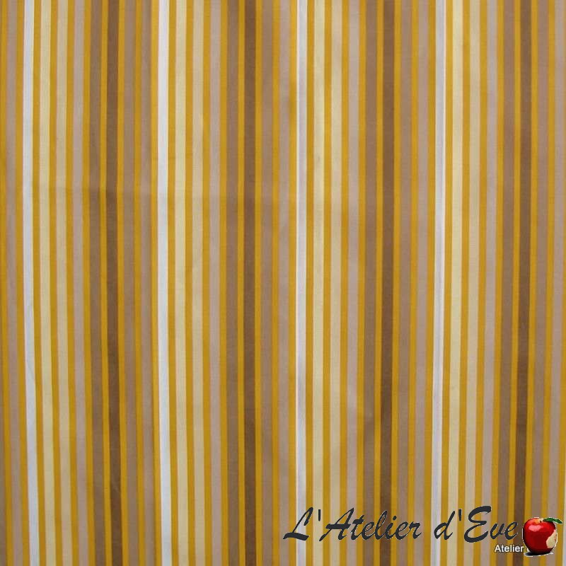 A bicycle (2 colours) cotton furnishing fabric great width Thévenon