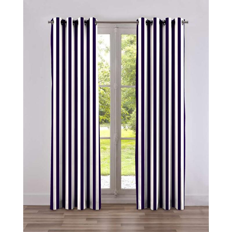rideau oeillets transat made in france l 39 atelier d 39 eve. Black Bedroom Furniture Sets. Home Design Ideas