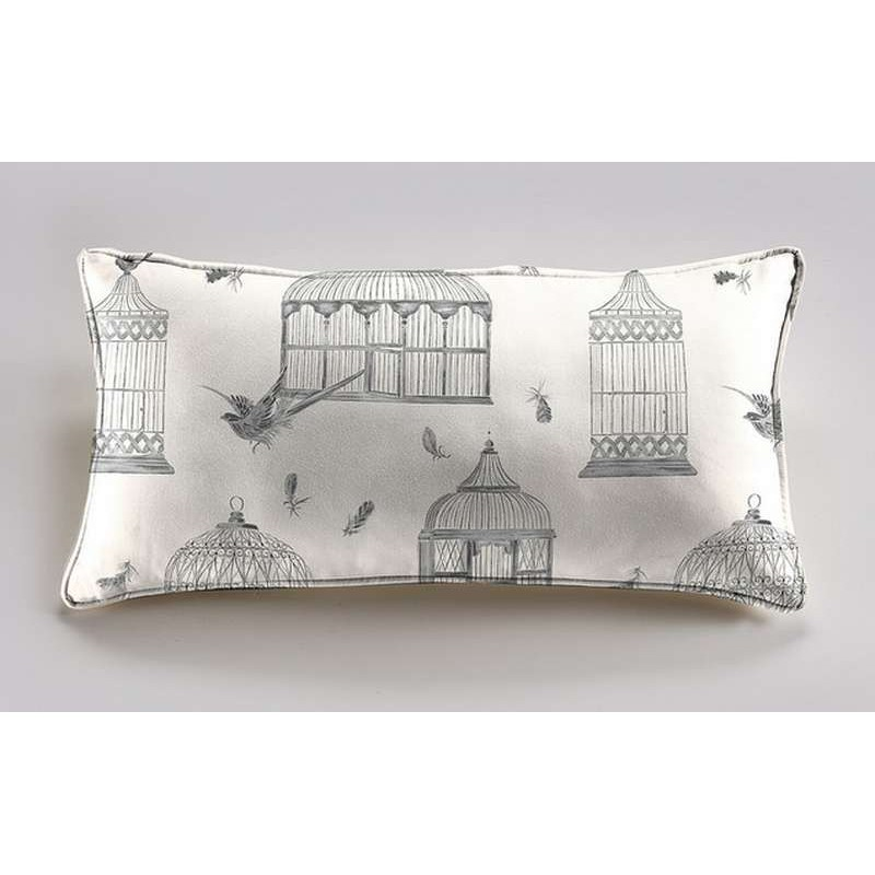 Bagatelle cushion 60x30cm fabric cotton Thévenon