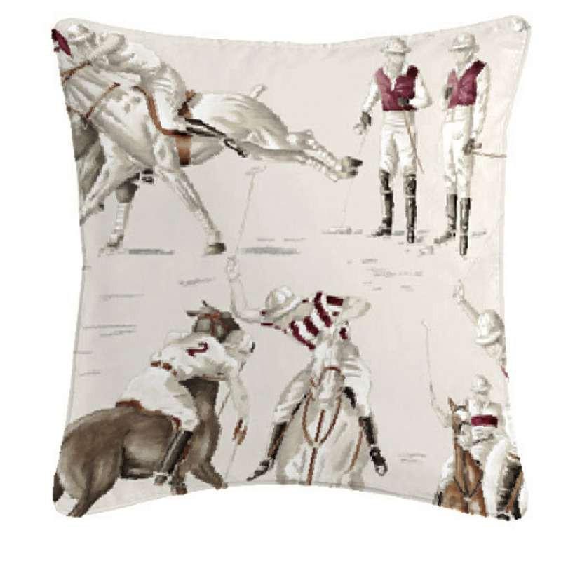 Pampa cushion/pillow case (2 dimensions) fabric cotton Thévenon