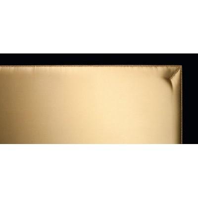Duo 4 tailles Tete de lit capitonnee Tissu Faubourg Thevenon