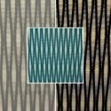 Pyxis (3 coloris) Rideau à oeillets Made in France rayure Thevenon Le rideau