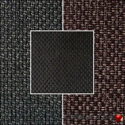Visir (3 coloris) Toile ameublement unie effet chinée spéciale siège Thevenon
