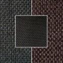 Visir (3 coloris) Rouleau toile unie effet chinée ameublement et sièges Thevenon
