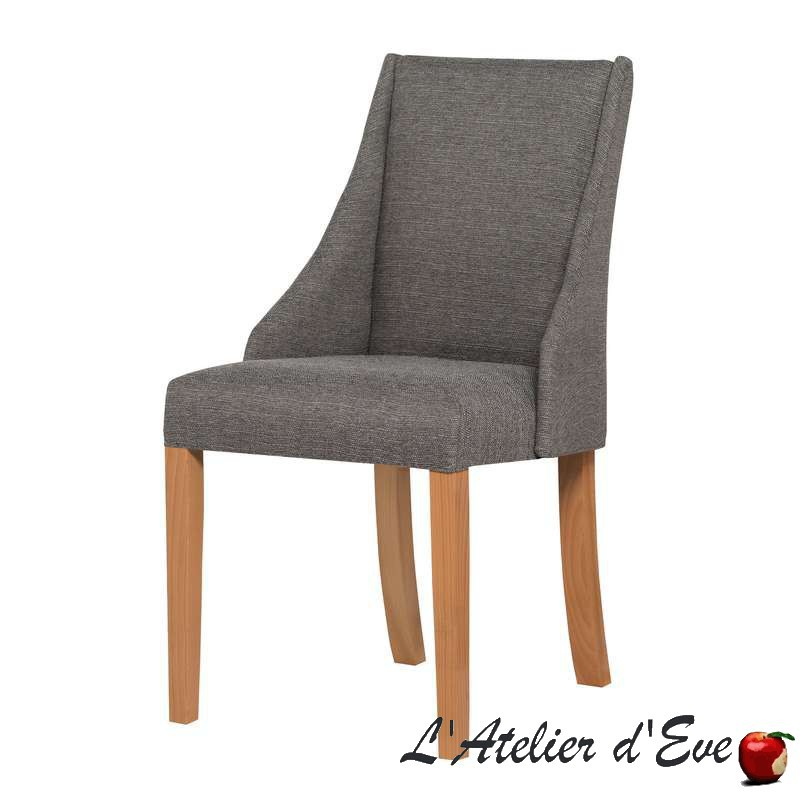 la chaise jos phine est disponible avec tissu de votre choix. Black Bedroom Furniture Sets. Home Design Ideas