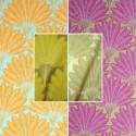 """""""L'arbre voyageur"""" Remise 30% Rouleau tissu coton Thevenon"""