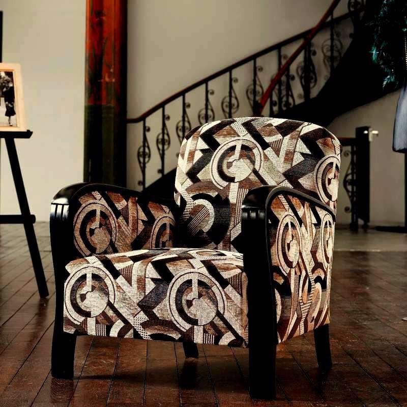 sonia de casal tissu jacquard pour ameublement et si ge. Black Bedroom Furniture Sets. Home Design Ideas