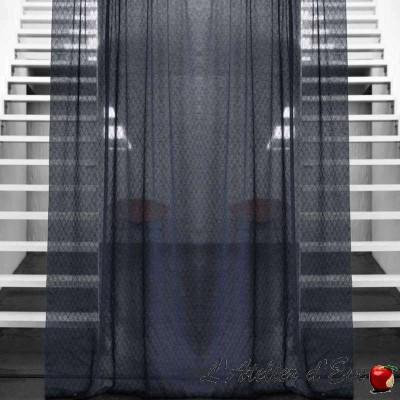 """""""Gaia"""" Voilage au mètre aspect lin Casal"""
