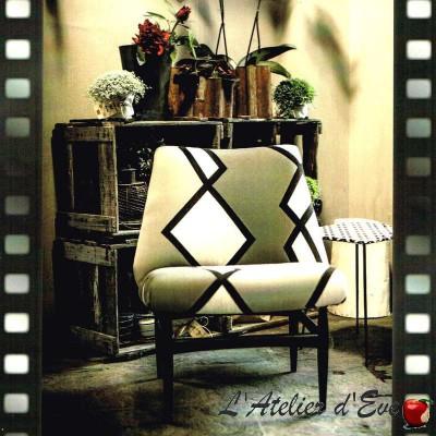 Tissu Oscar de Casal pour sièges, tapissier et ameublement