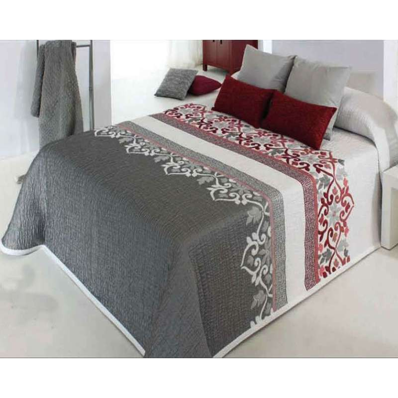 couvre lit moderne cgmrotterdam. Black Bedroom Furniture Sets. Home Design Ideas