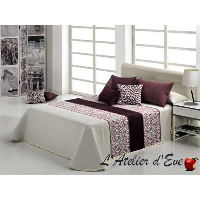 Cameron (3 sizes) Plum bedspread C.09 Reig Marti