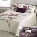 Leave bedspread floral reversible Reig Marti