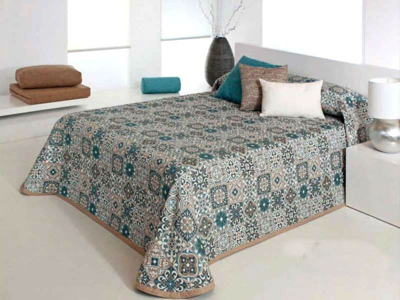 superbe couvre lit patchwork Bed linen: way