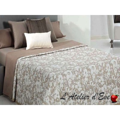 Cumel (4 sizes) Flower bedspread gray C.08 Reig Marti