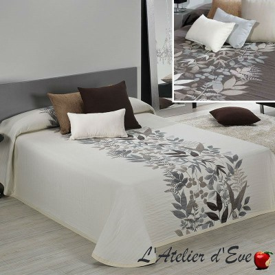 Posey (3 sizes) Cashmere pattern jacquard bedcover C.07 Reig Marti
