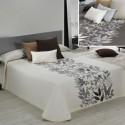 Tobago flowery bedspread Reig Marti