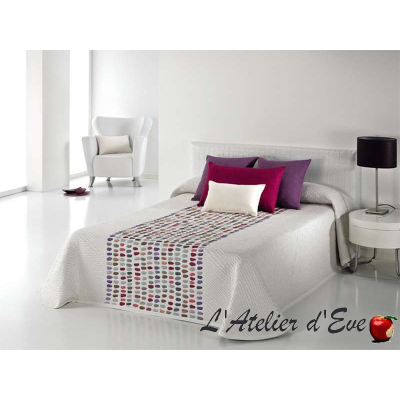 Chaplin (4 sizes) Modern and graphic bedspread C.03 Reig Marti