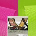 Alexlyne (9 coloris) Toile exterieure microperforee pour siege L.140cm