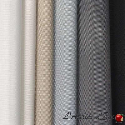 Loft, tissu non feu M1 occultant pour ameublement, siège et extérieur - Thevenon