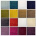 Argos (36 colors) fabric furnishings aquaclean United for seats L.140cm Casal