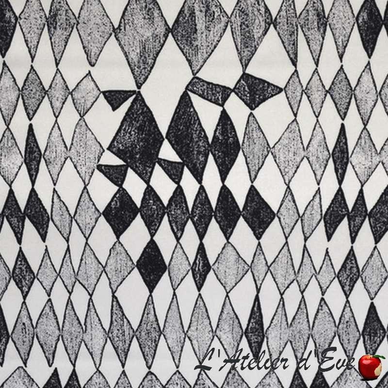 tissu casal toile de coton imprim e cartoon au m tre. Black Bedroom Furniture Sets. Home Design Ideas