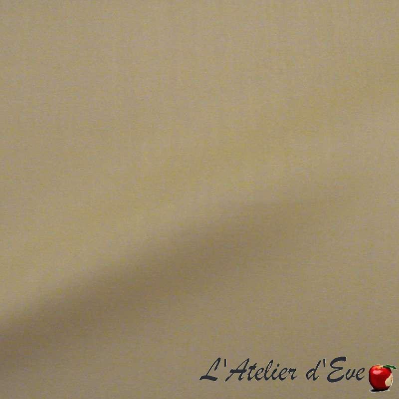 Toile à drap coton havane grande largeur