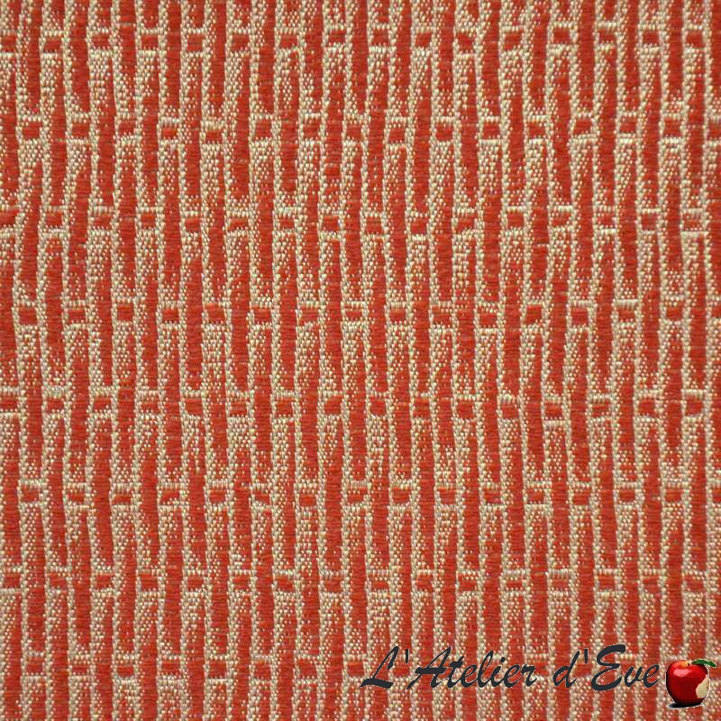 Eclat (14 colors) Fire-retardant m1 fabric and seat graphic design Casal